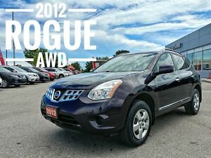 2012 Nissan Rogue S All Wheel Drive - FREE Delivery