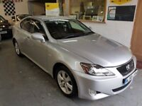 2006 LEXUS IS 220D 2.2TD, FULL SERVICE HISTORY, 89K MILES ONLY, VERY CLEAN CAR, DRIVES LIKE NEW