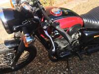 W800 Motorbike