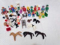 Play mobile figures, fairytale/fantasy