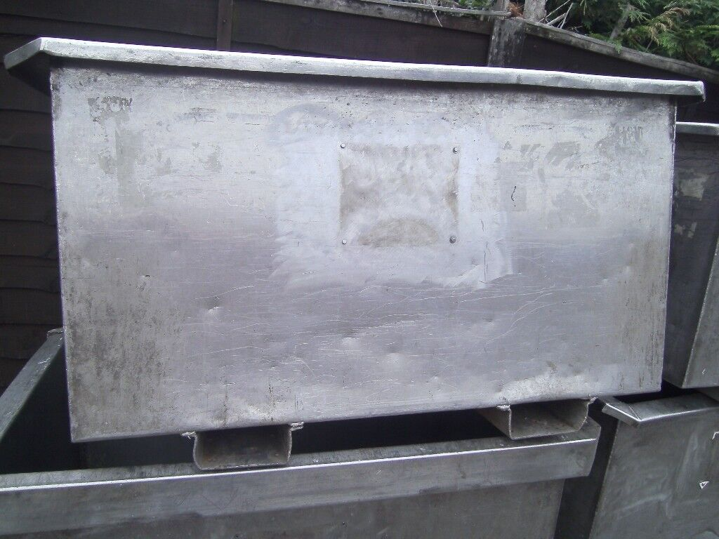 forklift stainless steel tubs | in Thorne, South Yorkshire | Gumtree