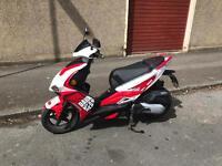 Lintex Darkenss 125cc Ped for sale