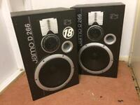 Jamo D 266 speakers pair in good condition £25