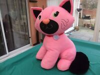 Pink Kitty Cat