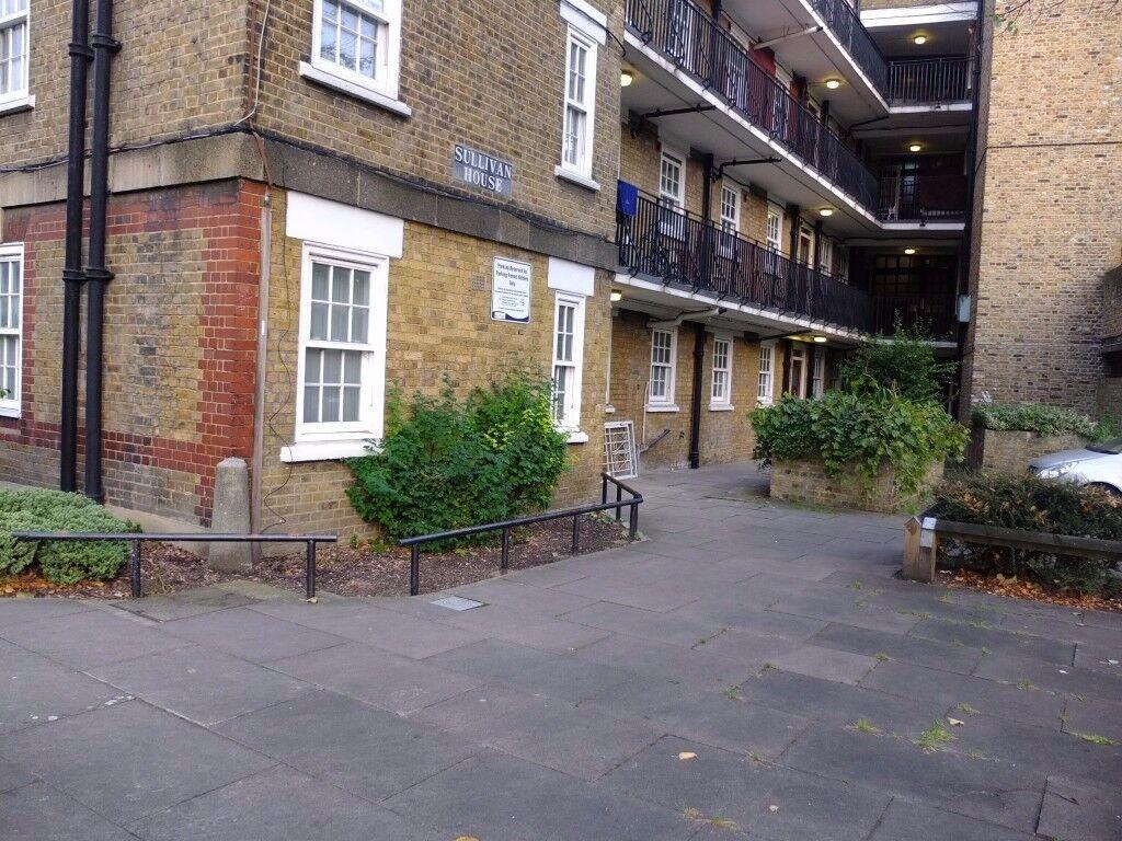 Massive 1 bedroom ground floor flat - 8 minute walk to Vauxhall & Kennington Station