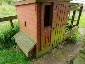 HEN SHED