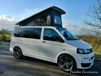 2014 VW Camper Transporter only 45000 miles!
