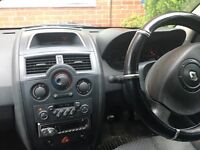 Renault Megane 1.5 dci £30 a year road tax