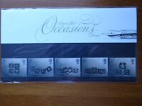 Presentation Pack of 2001 British Stamps: Occasions