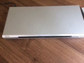 Sony DVD player silver