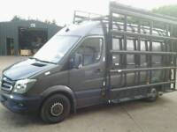 2015 MERCEDES SPRINTER 315 TWIN TURBO FOR BREAKING