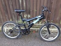 """Child Unisex Bicycle/bike """"Muddy Fox"""""""
