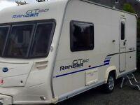 YEAR 2009 BAILEY RANGER GT60 450 (2BERTH)
