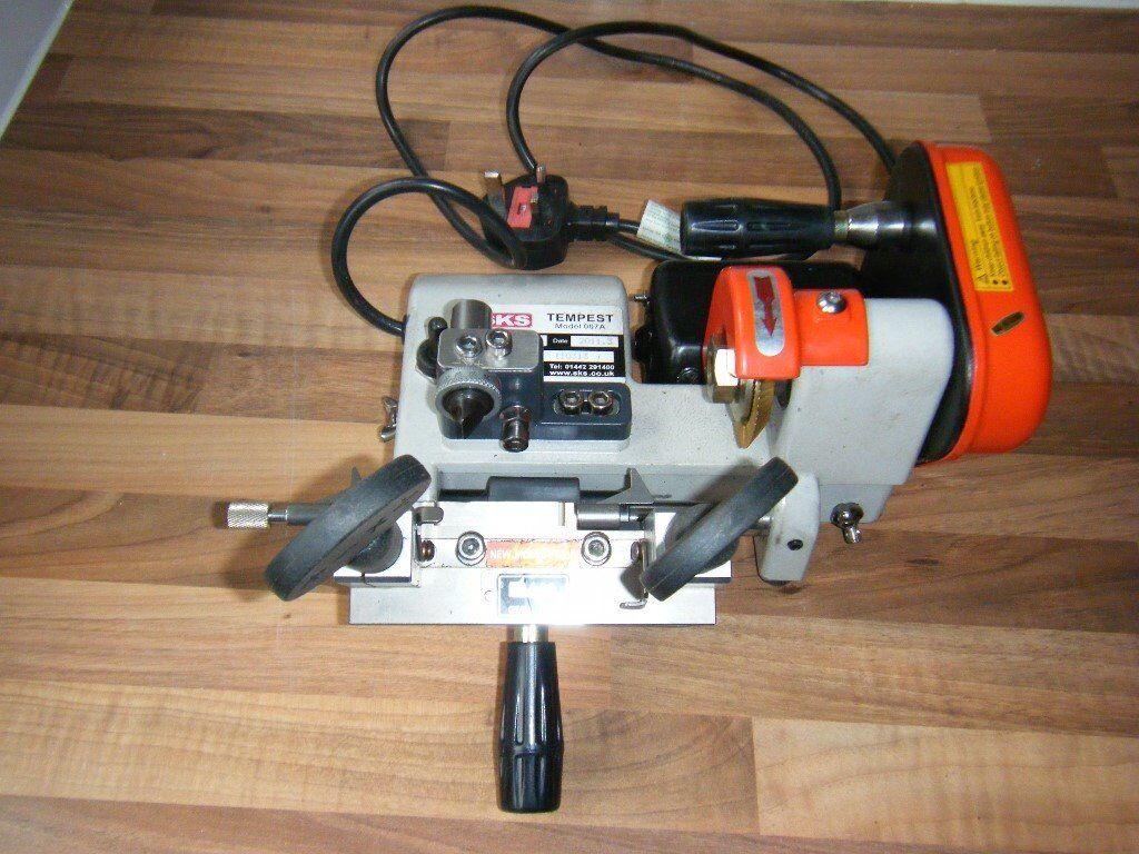SKS Key cutting machine--Model Tempest 007A | in Norwich, Norfolk | Gumtree