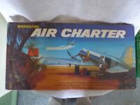 Vintage Waddingtons AIR CHARTER board game.