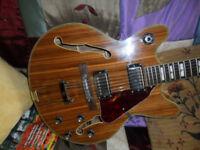 big body jazz guitar