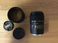 Tamron SP AF-90mm/f2.8 Di Macro 1:1 lens for Canon SLR mount