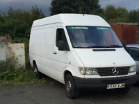 Sprinter van good condition