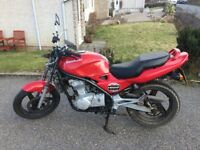 Kawasaki ER 500 Spares or Repair MOT June 18