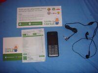 Nokia 106 mobile phone.