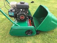 Suffolk Punch 14SK Petrol Lawnmower