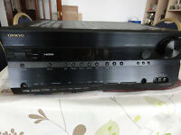ONKYO TX-SR606 7.1 Channel 110 Watt Receiver For quick sale Moving home 35.00 Only