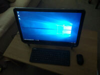 Toshiba LX-830 (All In One) Intel i3, 1TB, 8GB RAM, Touchscreen, Windows 10 *MINT*