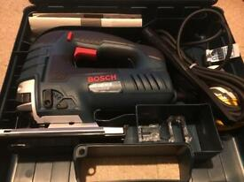 Bosch GST150BCE professional jigsaw 110v