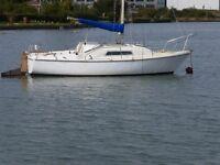 Parker Seal 22 Sailing Cruiser