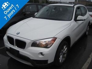 2014 BMW X1 xDrive28i, AWD, PREMIUM PACKAGE