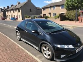 HONDA CIVIC TYPE S GT GREAT DRIVE!! (PANORAMIC ROOF PRICED LOW££)