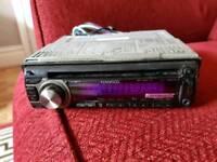 Kenwood mp3 usb car stereo