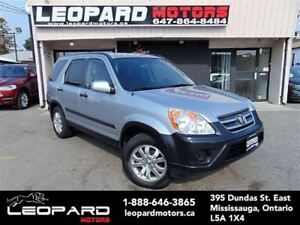 2005 Honda CR-V EX,Full Automatic,4wd*No Accident*Low Km*