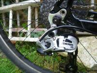 Carrera - hydraulic brakes