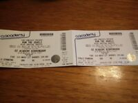 Run The Jewels Tickets x2, Birmingham O2 Academy, 14 Nov