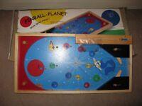 Pinball Planet Game