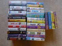 BUNDLE OF 34 VIDEOS SUITABLE FOR BOTH ADULT & CHILDREN (INCLUDING DISNEY)