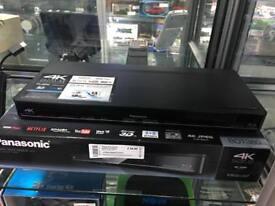 Panasonic DMP-BDT380EB blu ray player 4K