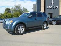2011 FORD Escape XLT V6 FWD