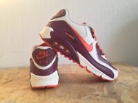 Nike Air Max 4.5 UK Retro Orange White Purple
