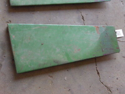John Deere 4640 Tractor Right Side Panel Tag 2893