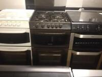 Brown cannon gas cooker