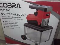 Cobra Electric garden shredder clearance sale