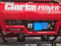 Clarke power generator PG2500