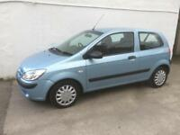 Hyundai GETZ 1.1 , full mot , fully serviced