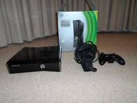 XBOX 360 Console with Box