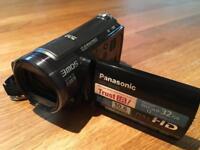 Panasonic HDC-SD200 Video Camera (AS NEW)