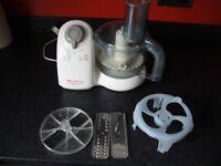 Moulinex Food Processor for sale