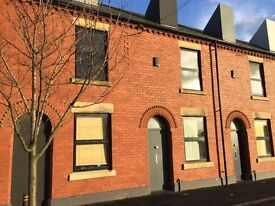 Fir Street, Chimney Pot Park, M6 5LX - two bed part furnished house