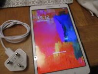 "SAMSUNG GALAXY TAB PRO 8.4"" TABLET 16GB-EXCELLENT CONDITION POSS-Swap"